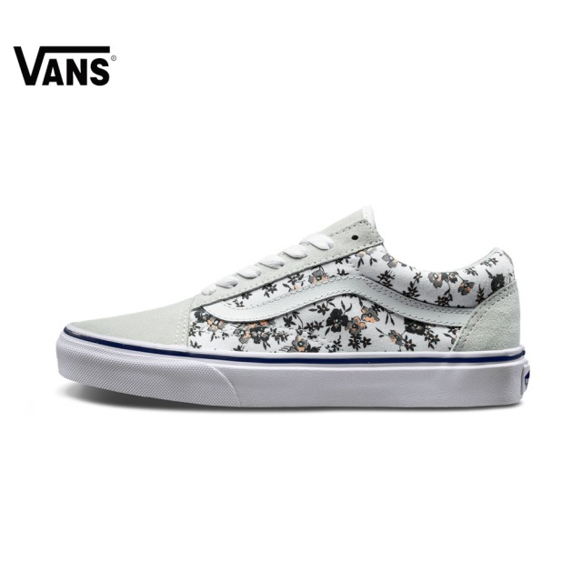 Original Vans New Arrival Low-Top Women s Old Skool Skateboarding Shoes  Sport Shoes Canvas Shoes Sneakers VN0A38G1OMA 3d9406f52a
