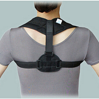 Clavicle Posture Corrector Back Support Belt Shoulder Bandage Corset Back Orthopedic Brace Scoliosis Posture Corrector 1Pcs