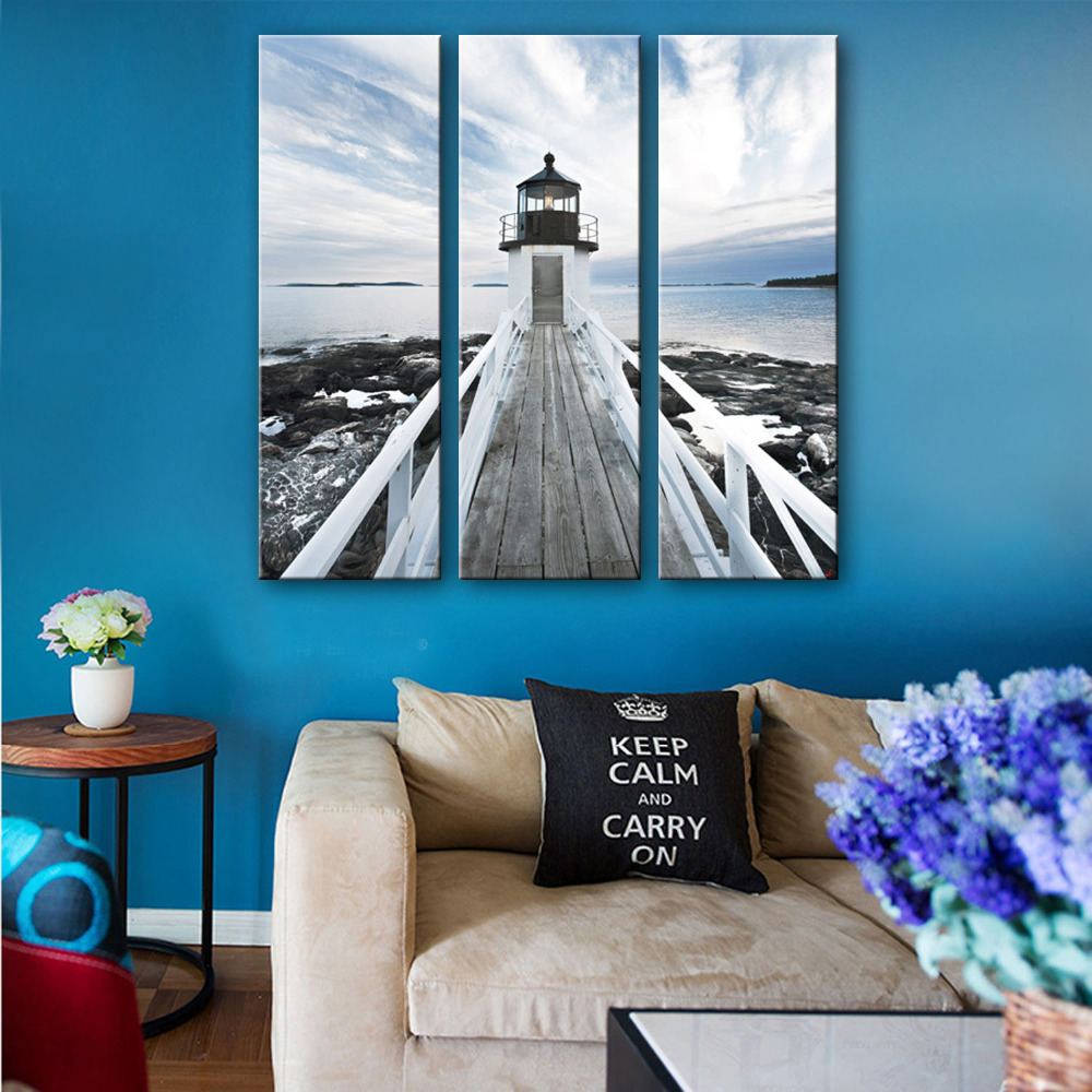 Delectable 20 Lighthouse Wall Decor Design Ideas Of Top 25 Best