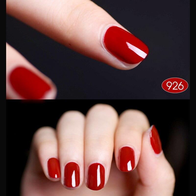 Kualitas tinggi CANNI Gel Varnish Lacquer Nail Art DIY 60 Warna - Nail art - Foto 2
