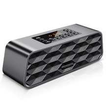 Bluetooth Speaker Wireless Stereo Loudspeakers Portable Super Bass Boombox caixa de som Speakers Support USB TF Card FM Desktop цена 2017