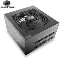 Cooler Master Full Module 550W Computer Power Supply Input Voltage 100 240V Quiet 80PLUS CCC Safety