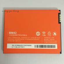 100% Original Backup new BM42 Battery 3100 mAh for Xiaomi  In stock With Tracking number