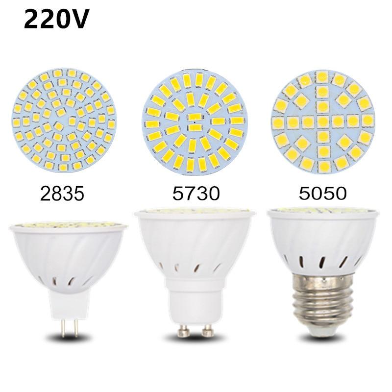 lampada led lamp e27 220v 5050 smd 2835 ampoule led. Black Bedroom Furniture Sets. Home Design Ideas