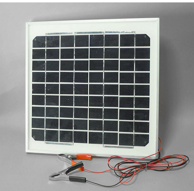 Special offer 10W monocrystalline solar panels A-class cells.solar power system.the solar charger of the controller