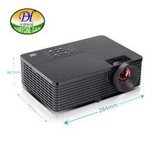 Todos Ganan 8000: 1 Tecnología DLP 3D LED Proyector de la Ayuda 1080 P Oficina Beamer Proyector Digital Inteligente L200D