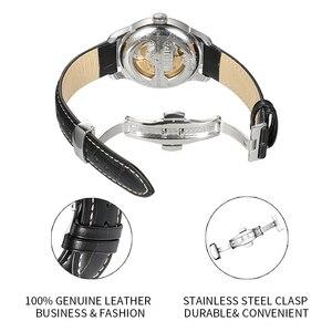 Image 4 - Istrap 本革ウォッチバンドバタフライバックルバンドクロコ穀物ブレスレット腕時計でサイズ 12 13 14 16 17 18 19 20 21 22 24 ミリメートル
