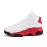 Man High top Jordan Basketball Shoes Men's Cushioning Light Basketball Sneakers Anti skid Breathable Outdoor Sports Jordan Shoes