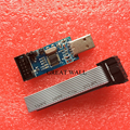 1 шт. Новый USBASP USBISP AVR Программист USB ISP USB ASP ATMEGA8 ATMEGA128 Поддержка Win7 64 K