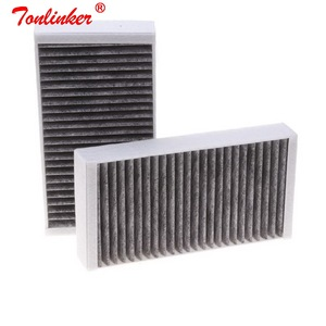 Image 2 - Cabin Filter For Mercedes benz GL class X164 320 CDI 4MATIC 450 550 Year 2008 2009 2010 2011 2012 Model Filter OEM A1648300218