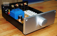 Finished HiFi Advanced Relay Volume Controller Balanced Preamplifier / Passive Preamp