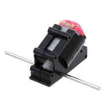 Double Shaft Bevel Angle Gear Motor Suit Worm Reducer 3-6V DIY Parts #Sep.07(China)