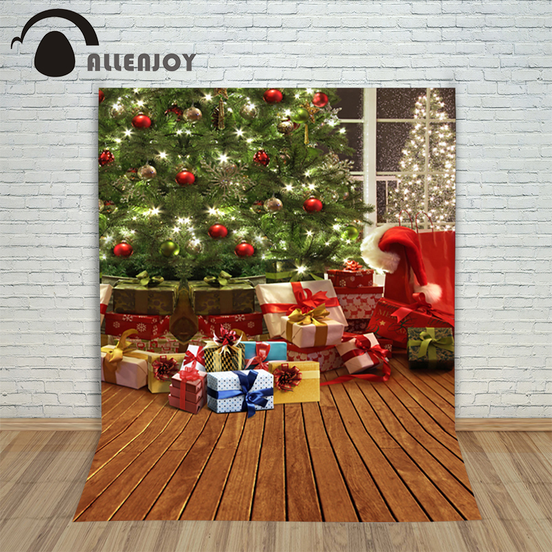 Christmas background pictures vinyl Gift hats ball board child photocall new Year Fairy tale 10x10ft photo studio backdrop christmas background pictures vinyl tree wreath gift window child photocall fairy tale wonderland camera photo studio backdrop