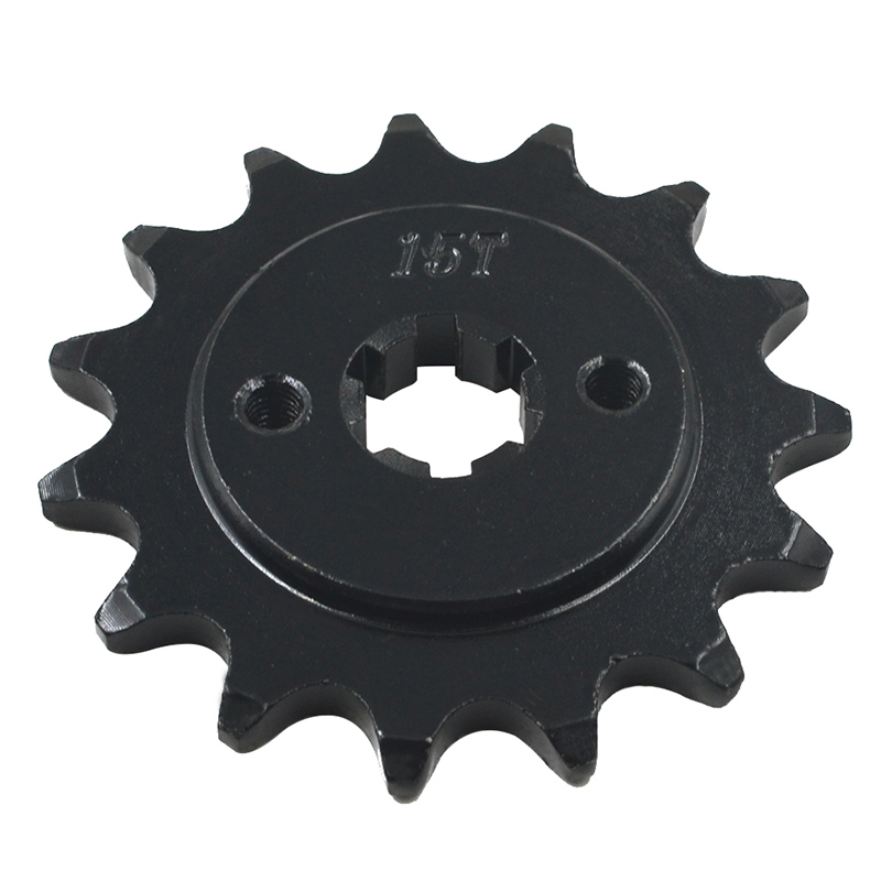 Image 4 - Motorcycle Chain 520 Front Sprocket 13T 14T 15T For Yamaha YFS200 Blaster 1989 2006 TTR230 2005 2006 YFS 200 TTR 230Sprockets   -