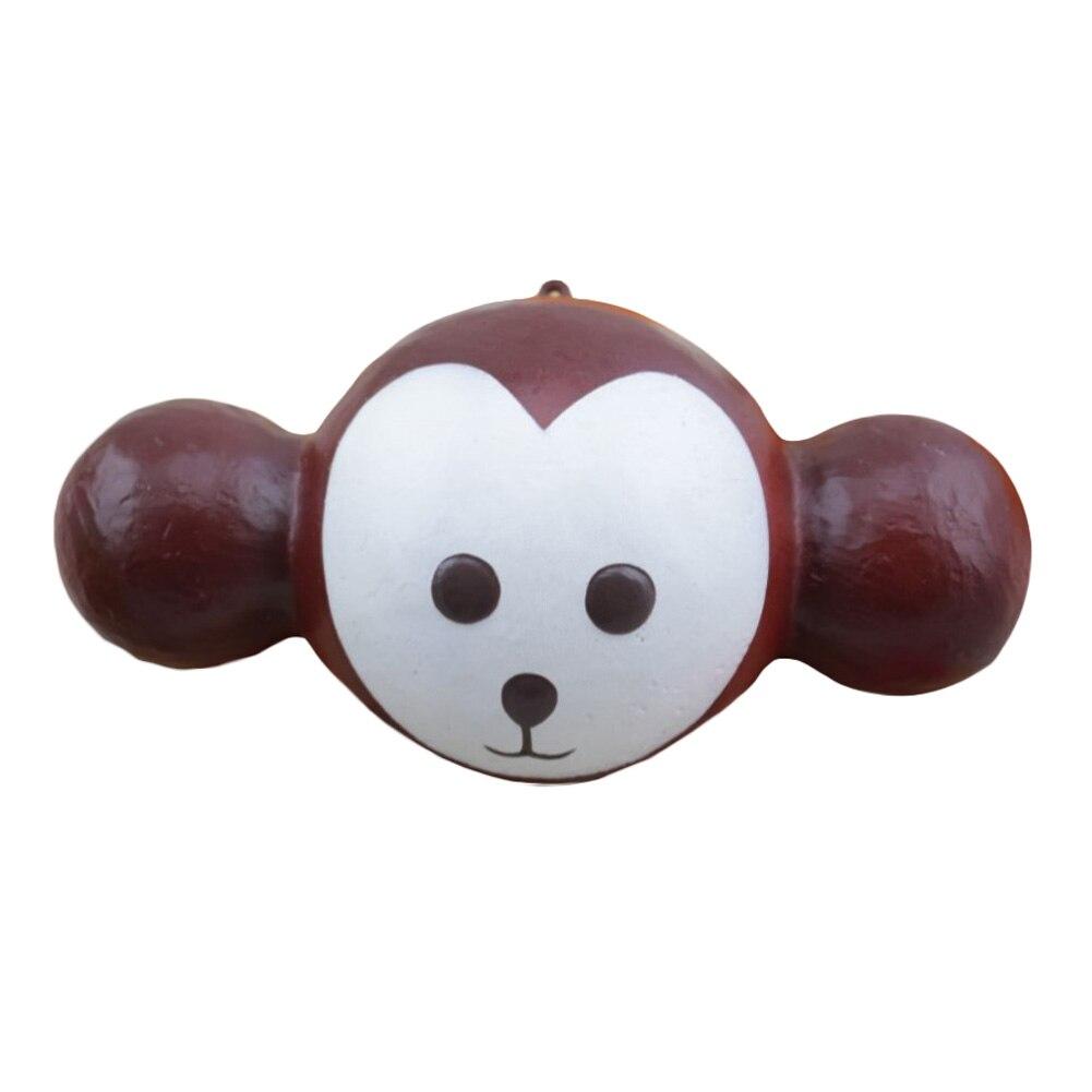 Большой уха обезьяна плюшевые Игрушечные лошадки красочные обезьяна Шторы обезьяна кукла животных
