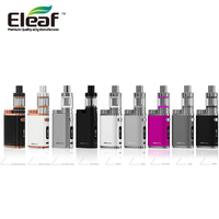E Cigarettes Eleaf IStick Pico 75W Starter Kit TC Vape Box Mod With 4ML Melo 3