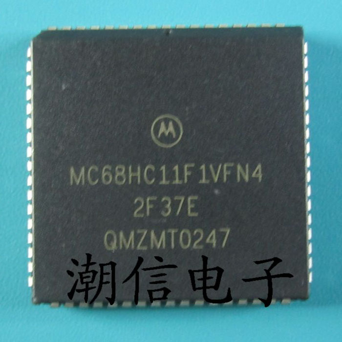 Free shipping new100% MC68HC11F1VFN4 PLCC-68 st16c450cj plcc 44