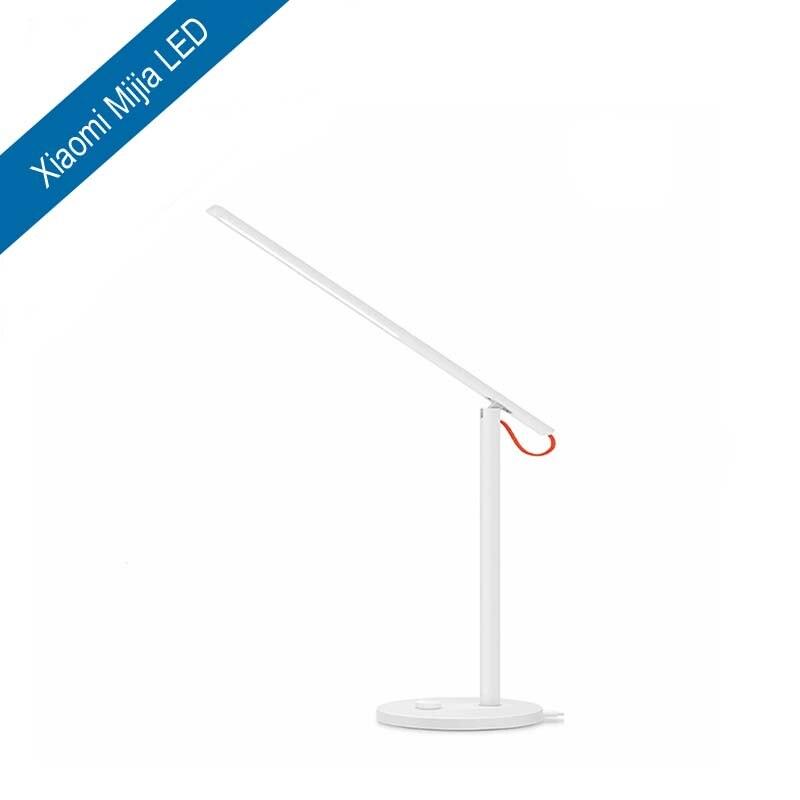 Original Xiaomi Mijia LED Desk Smart Table Lamps Desklight Support Mobile Phone App Control With KC IEC BSMI Rohs certificate