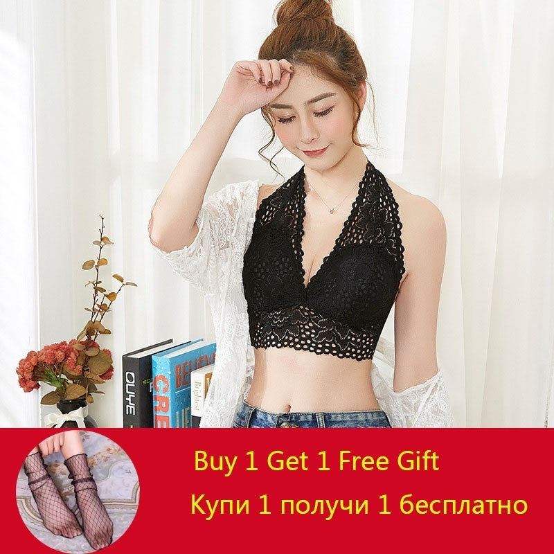 <font><b>Sexy</b></font> Push Up Bra Sujetadores Para Mujeres <font><b>Bralette</b></font> <font><b>Encaje</b></font> <font><b>Mujer</b></font> Seamless Bra Breast Lift Tape Deep V Elegant Fashion Noble image