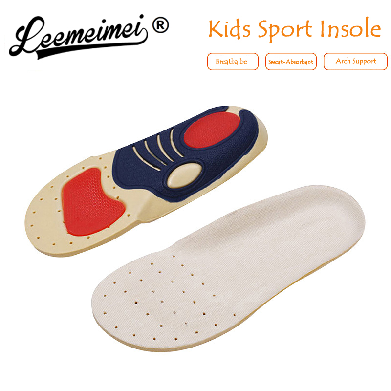 Shoe Accessories Kids Children Orthopedic Insoles For Children Shoes Flat Foot Arch Support Orthotic Pads Correction Health Feet Care Insole Limpid In Sight