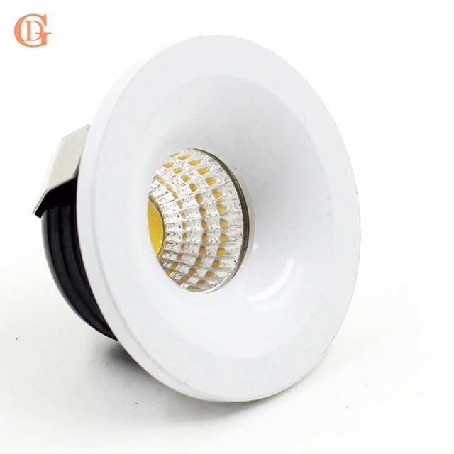 3w round cob mini led spot light mini dimmable led recessed 3w round cob mini led spot light mini dimmable led recessed downlight cabinet led lamps with aloadofball Images