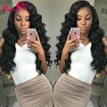 Sale Peruvian Virgin Hair Body Wave 4 Bundle Deals 7A Peruvian Body Wave Pruvian Virgin Hair Human Hair Extensions Peruvian Hair
