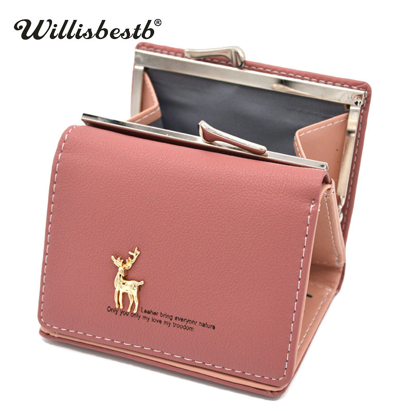4.99 Dollar Hasp Purses Female Wallet Women Luxury Card Holder Leather For Brand Small Purse Woman Lady Wallets Coin Pocket cow leather women purse small casual wallets luxury brand lady coin pocket money bag wallet female purses carteira feminina
