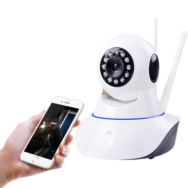 SACAM 2MP 1080P IP Camera Full HD P2P WiFi Wireless Pan Tilt Onvif Home Security Network Web Cam Night Vision 2-way Audio Remote 1
