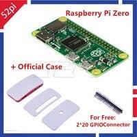 2017 Original Raspberry Pi Zero With 1GHz CPU 512MB RAM Linux OS 1080P HD Video Output