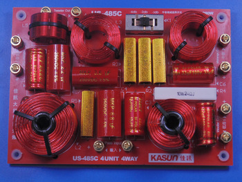 3 Way 230W Crossover Board 1Pcs 1
