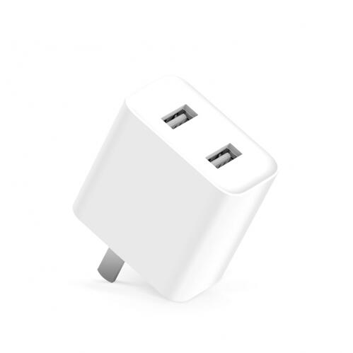 Original Xiaomi 5V 3.6A Smart Travel Dual USB Charger Adapter Wall Portable Plug Mobile Phone Charger for iPhone Samsung Huawei