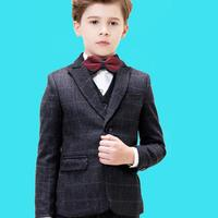 b69b365162bf48 Children S Blazers Baby Suits For Weddings Prom Suits Birthday Dress Boy  Flower Girl Thicken Dress