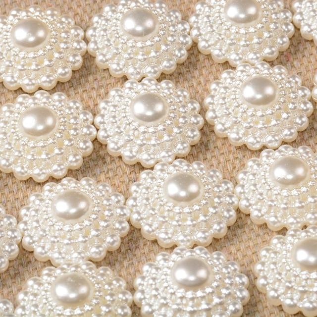 Фото 12 мм 20 штук белый цвета искусственный жемчуг полукруглый плоский цена