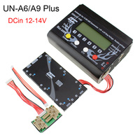 UNRC UNA6 Plus 6S UNA9 Plus 9S LiPo Li polymer Balance Charger Battery Charging for RC Model Airplane DIY Part Accessories