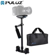 PULUZ 38.5-61cm Carbon Fibre Handheld Stabilizer for DSLR & DV Digital Video & Cameras, Load Range: 0.5-3kg 3 Colors puluz p40t carbon fibre handheld stabilizer steadicam for dslr