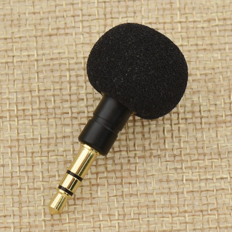 Wireless Microphone 3.5mm Jack Portable Handheld