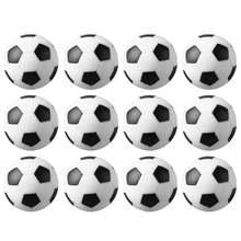 Cuesoul 12 штук черно белые гравированные футбольные фольги