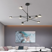 Modern Chandelier Lighting Nordic Creative Iron Art Lamp Indoor Lights For Living Room Restaurant Bedroom Simple Lamps