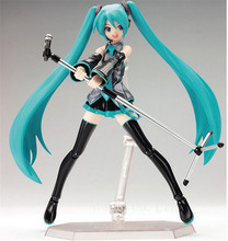 Anime Hatsune Miku 1/8 Scale Joint Moveable PVC Action Figure Figurine Toy
