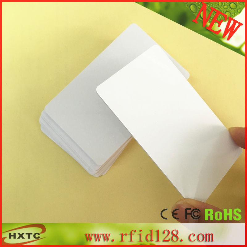 200pcs 125KHZ Proximity RFID Smart ID Card / RF Card with EM4305 Chip Support Duplication Copier