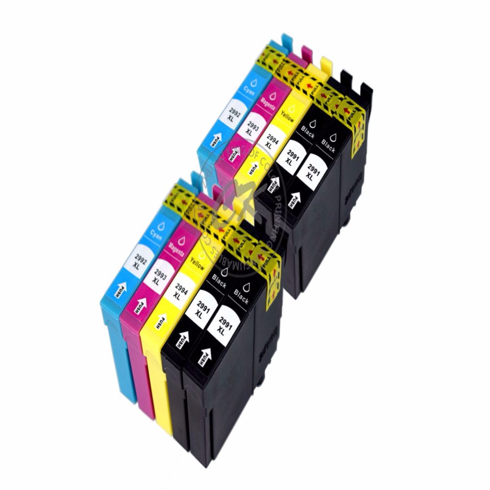 10 PK T2991 compatible ink cartridge for Epson 29XL T 2991 T2992 T2993 T2994 for Epson Printer XP332 XP235 XP335 XP432 XP435