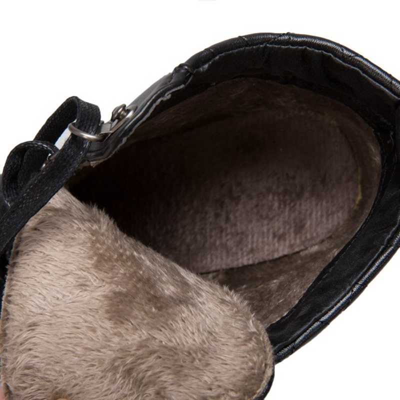 Elegant Big ขนาด 31-50 รองเท้าสั้นรองเท้าผู้หญิงข้อเท้ารองเท้าบูทเซ็กซี่ tenis feminino รองเท้าส้นสูงชี้ toe งานแต่งงานรองเท้าผู้หญิง T058