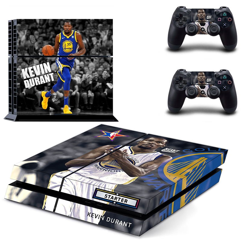 Image 4 - HOMEREALLY PS4 Stickers KING DOM HEARTS Cover Decal PS4 Skin Sticker For Sony Play Station 4 Console and Controller Skin-in Stickers from Consumer Electronics
