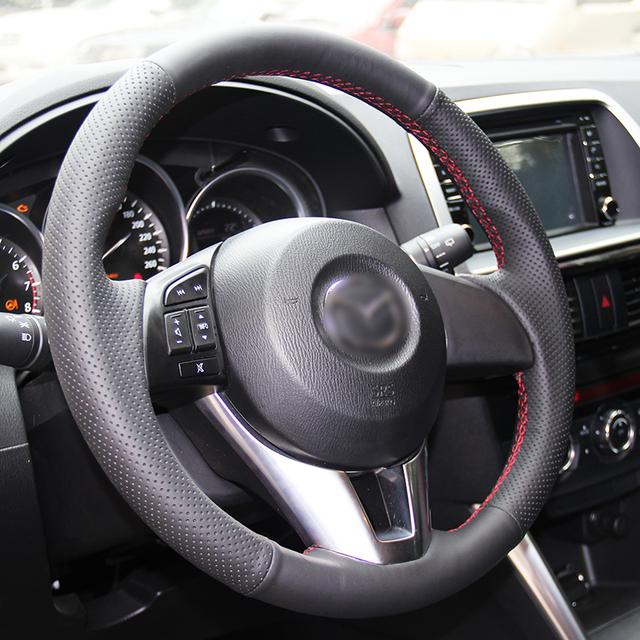 Comfort Steering Wheel Cover.