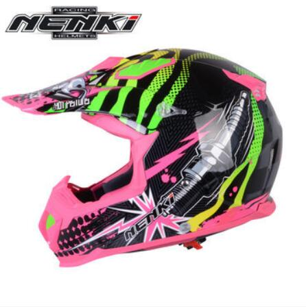 High Quality ABS Material Brand NENKI MX315 Motocross Helmet Off Road Motorcycle Capacete Helmets Racing Casco 2017 summer new netherlands band beon motocross motorcycle helmet mx16 off road motorbike helmets made of abs and size m l xl