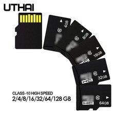 UTHAI – carte mémoire Micro SD C15, 8 go/32 go/16 go/64 go, SDXC/SDHC/SDX, classe 10, TF, lecteur Flash, pour smartphone et appareil photo