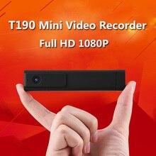T190 Mini Camera Full HD 1080P H.264 Meeting Pen Camera Digital Micro Video Camera Mini DVR Camera Voice Recorder Espia