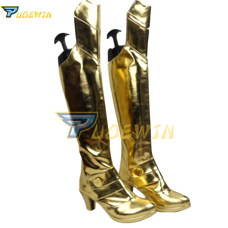 Image 2 - Fate stay Night Fate/Extra CCC Saber Nero Cosplay Boots Custom Made ShoesShoes