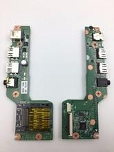 Acer Aspire V5-121 плата питания интерфейсная плата USB аудио плата считывателя DA0ZHAPI6D0