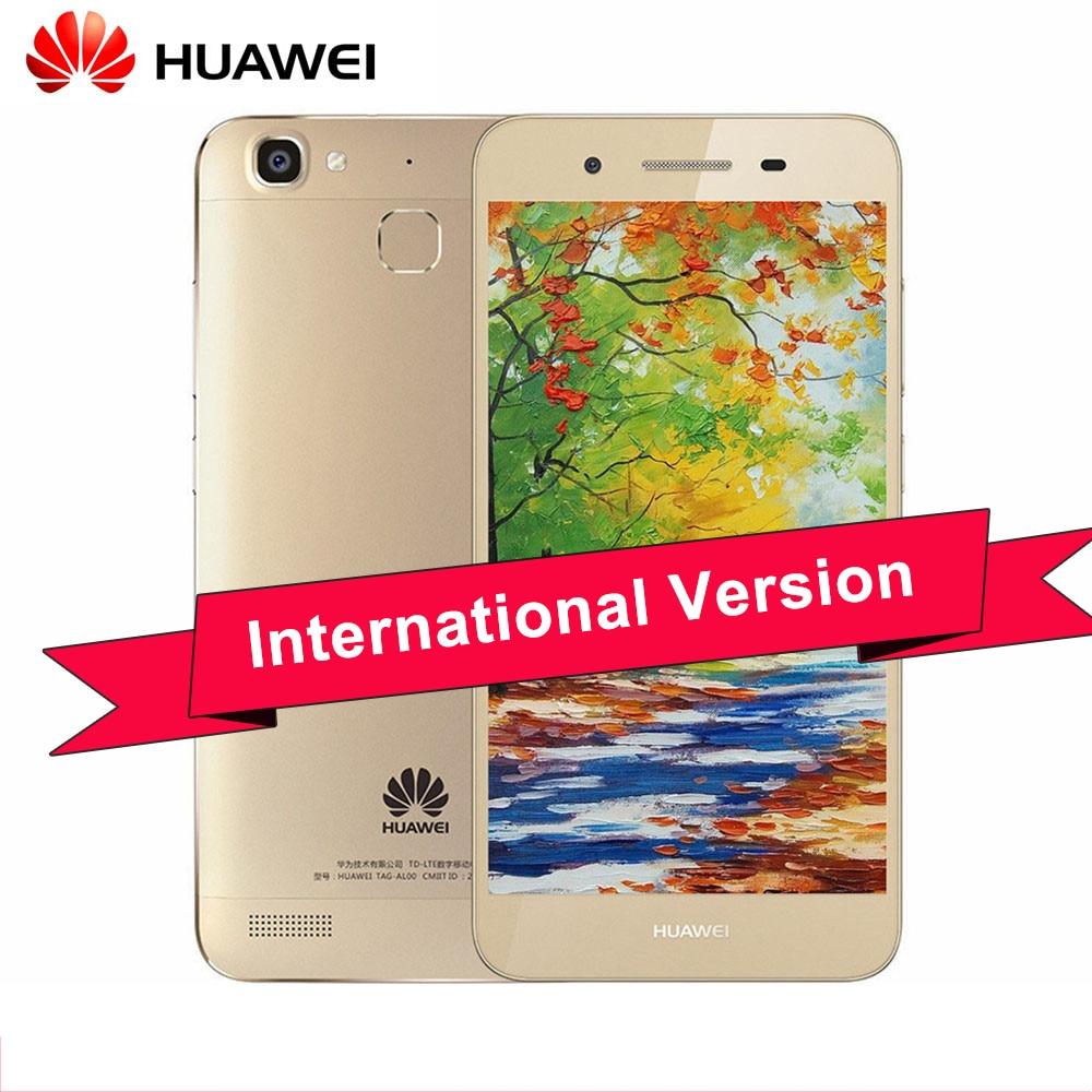 bilder für 5,0 zoll IPS HD Huawei Ehre genießen 5 s TAG-AL00 MT6753T android 5,1 4G LTE Smartphone 2 GB RAM 16 GB ROM 13MP fingerprint 2200 mAh